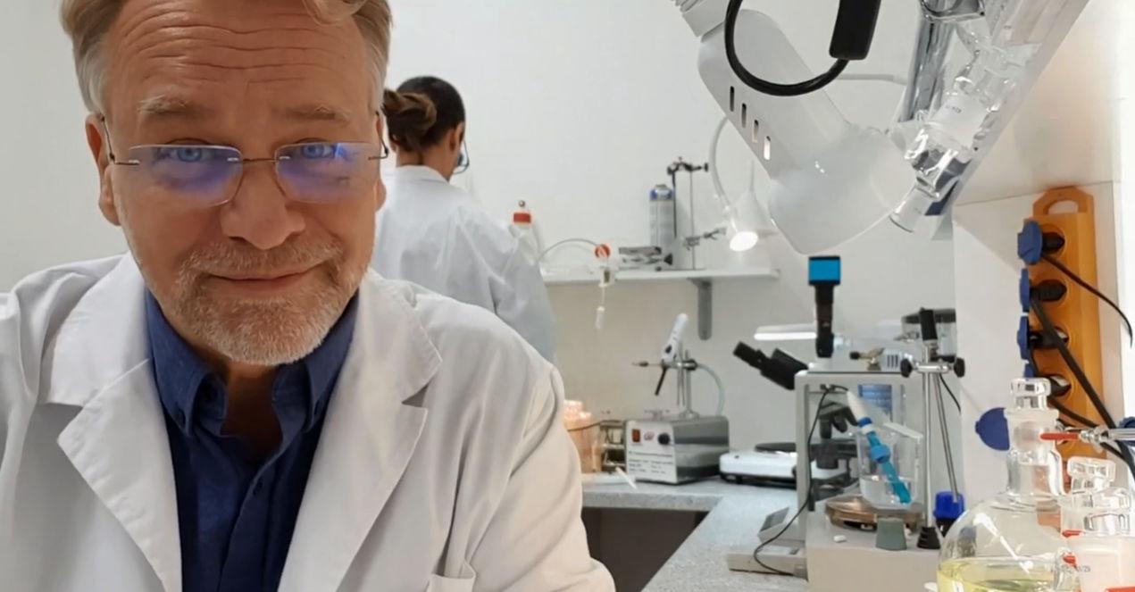 Dióxido de cloro Andreas Kalcker