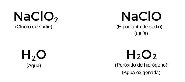 Dioxido de cloro no es legia