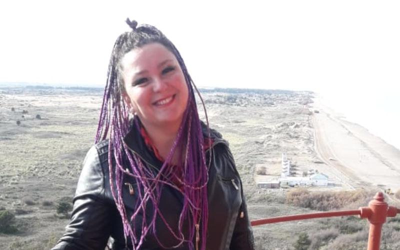 Denise Marini en el Faro