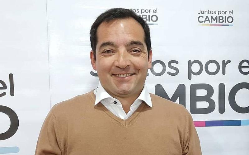 Concejal Victorio Dupuy Monte Hermoso Juntos por el Cambio