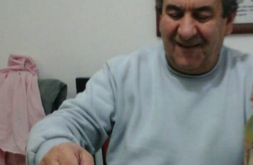Ernesto Gallegos Monte Hermoso COVID
