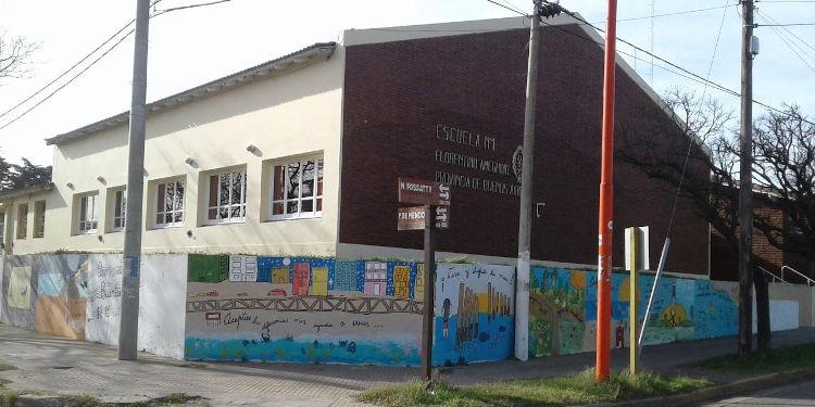 escuela primaria n° 1 monte hermoso Florentino Ameghino