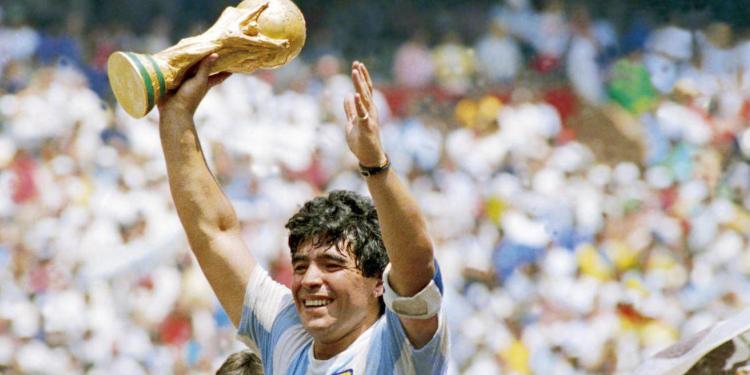 Maradona copa del mundo
