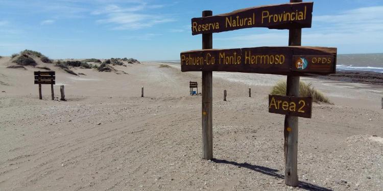 Reserva Natural Pehuen Co - Monte Hermoso