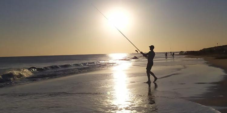 monte hermoso pesca