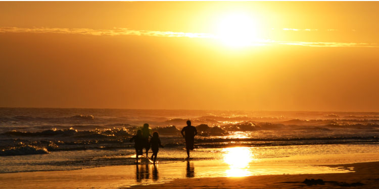 playa sol monte hermoso