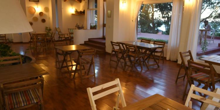 Restaurante Laguna Sauce Grande La Confiteria