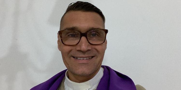 Padre Walter Paris Parroco Monte Hermoso
