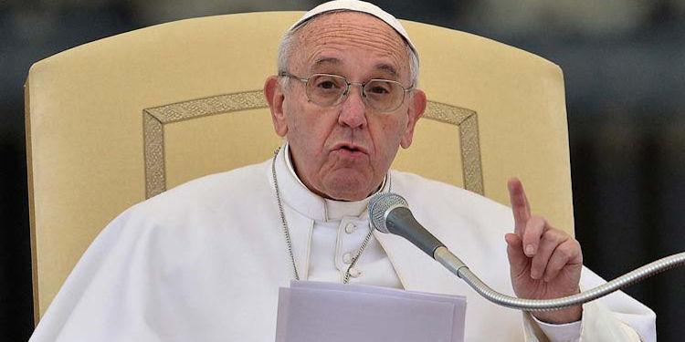 Papa Francisco contra el aborto