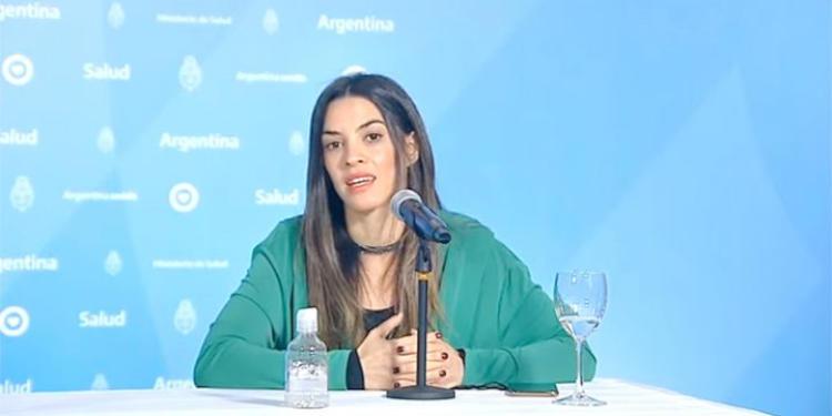 Yanina Martinez secretaria de promoción turística