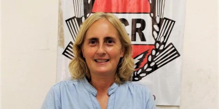Carolina Bertazzo UCR Monte Hermoso elecciones