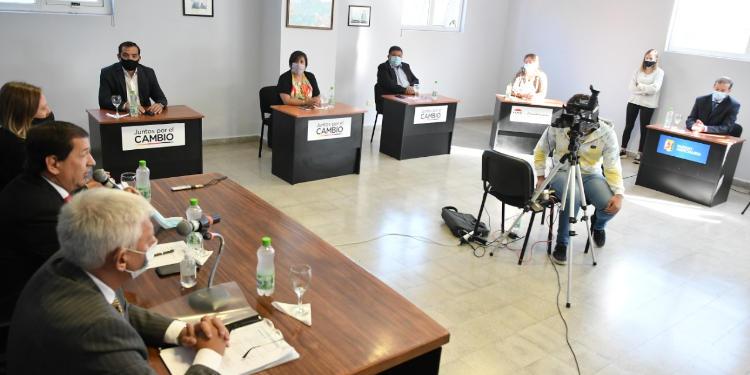 Concejo Deliberante de Monte Hermoso sesiones 2021