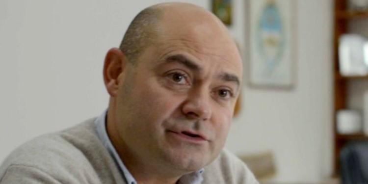 Raúl Reyes intendente de Coronel Dorrego