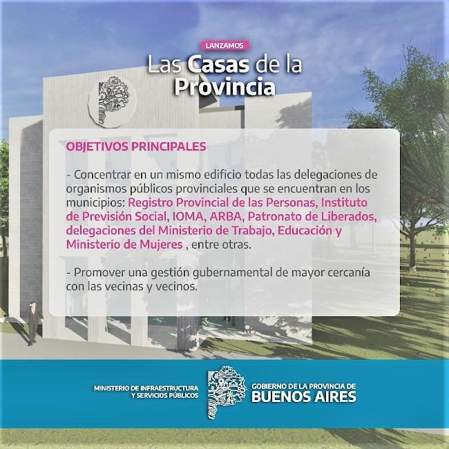 Casas de la provincia de buenos aires