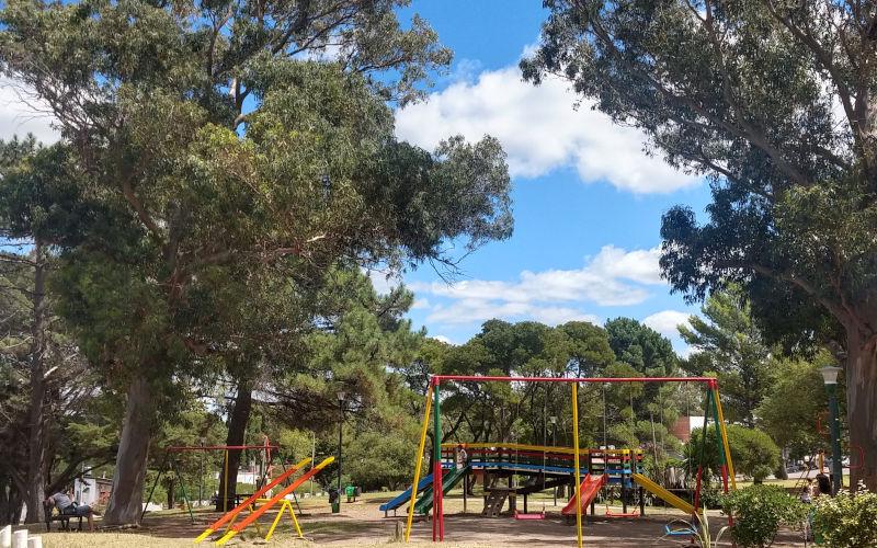 Plaza Parque Monte Hermoso