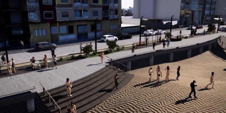 Desarrollo urbano costero proyecto