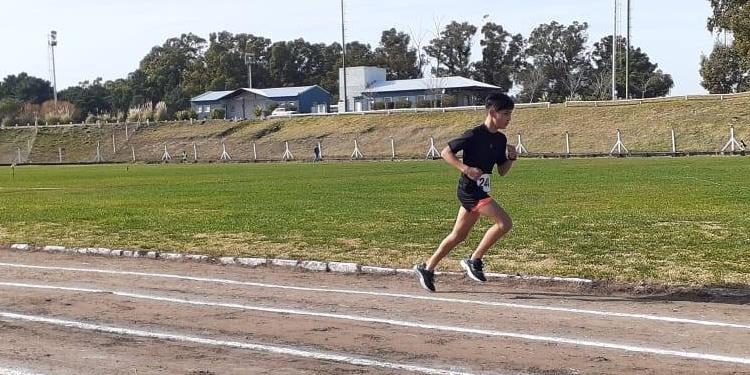 Juegos Bonaerenses en Monte Hermoso atletismo