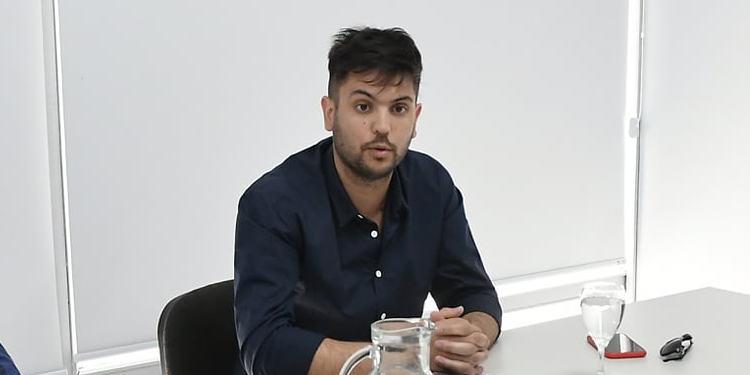 Franco Gentili, secretario de turismo local