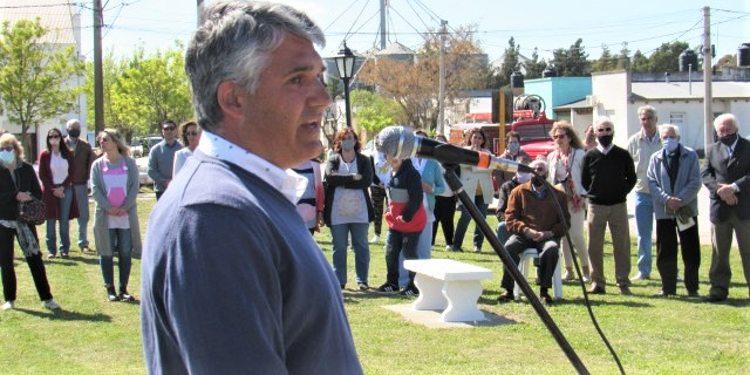 110º Aniversario de Oriente en la Plazoleta del Bombero Voluntario